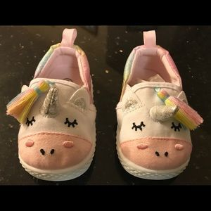 Other - 🦄 Unicorn slip-on baby sneakers!! 🦄